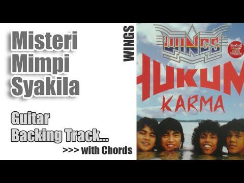 RW - OTAI Guitar Backing Track 8 (Misteri Mimpi Syakilla)