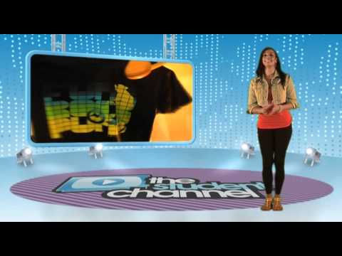 Bianca Clayton TV Presenter 2010