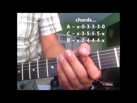 Suzie Q ~ lesson (version 2) Creedence Clearwater Revival - YouTube
