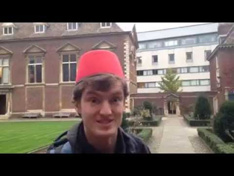 Follow the Fez: Episode 4 - Rushmore Room, St Catharine's College