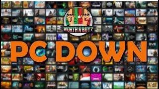 PC Down - No it
