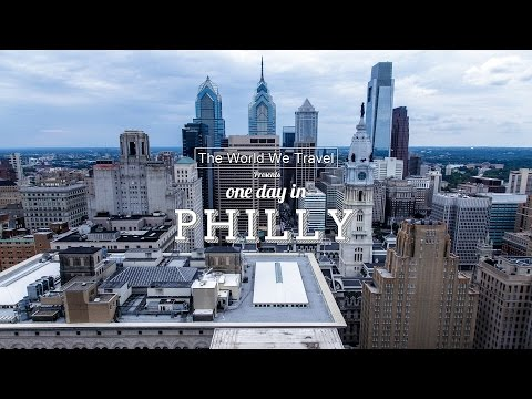 One Day in Philadelphia by The World We Travel