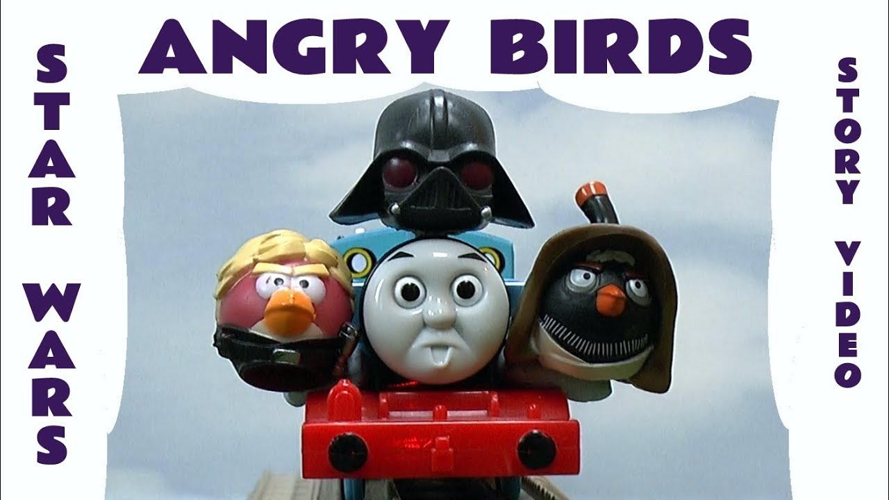 Angry Wars Characters Birds Star All