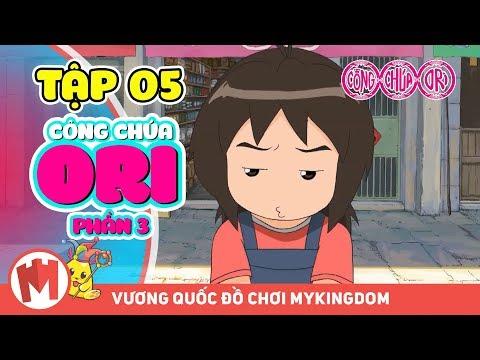 CÔNG CHÚA ORI - phần 3   Tập 05: Khoác Áo Mới CHo Tình Bạn   Phim hoạt hình Ori mới nhất