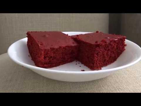 Duncan Hines Red Velvet Cake