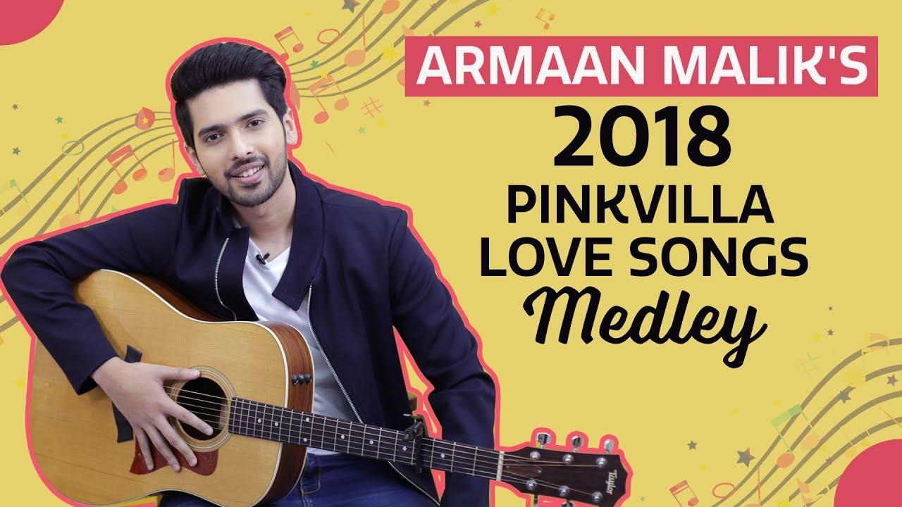 Dil Mein Ho Tum singer Armaan Malik's Pinkvilla Love Songs Medley | Cheat India | Pinkvilla