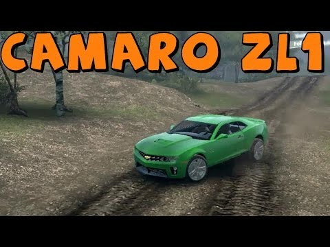 Spin Tires | Camaro ZL1 Mod | Download Link In Description