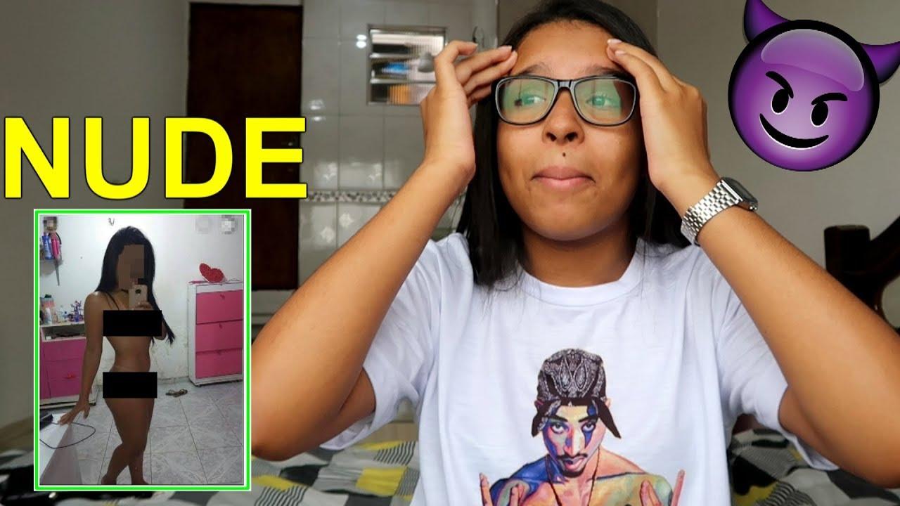 MINHA MÃE VIU UM NUDE MEU !!! (VAZOU!) - YouTube