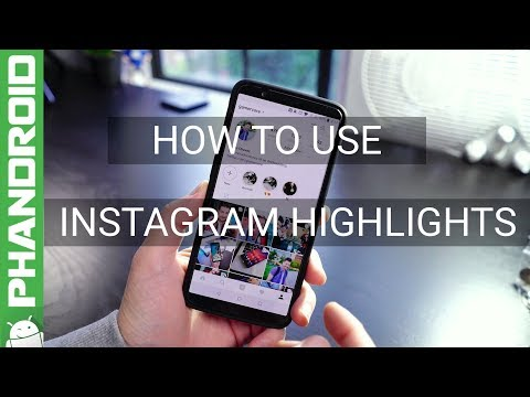 How to use instagrams highlight feature to pin stories to your how to use instagrams highlight feature to pin stories to your profile ccuart Choice Image