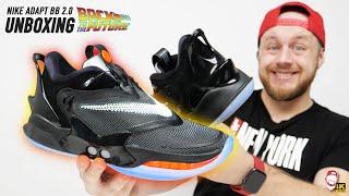 ???? Boty z budoucnosti se samy zavazují! Nike Adapt BB 2.0 Unboxing! | WRTECH [4K]