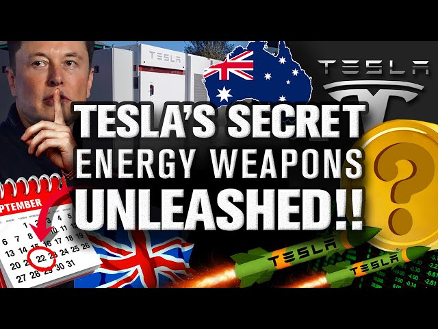 Tesla & This ALTCOIN's Epic Pump Is Coming! Why!?