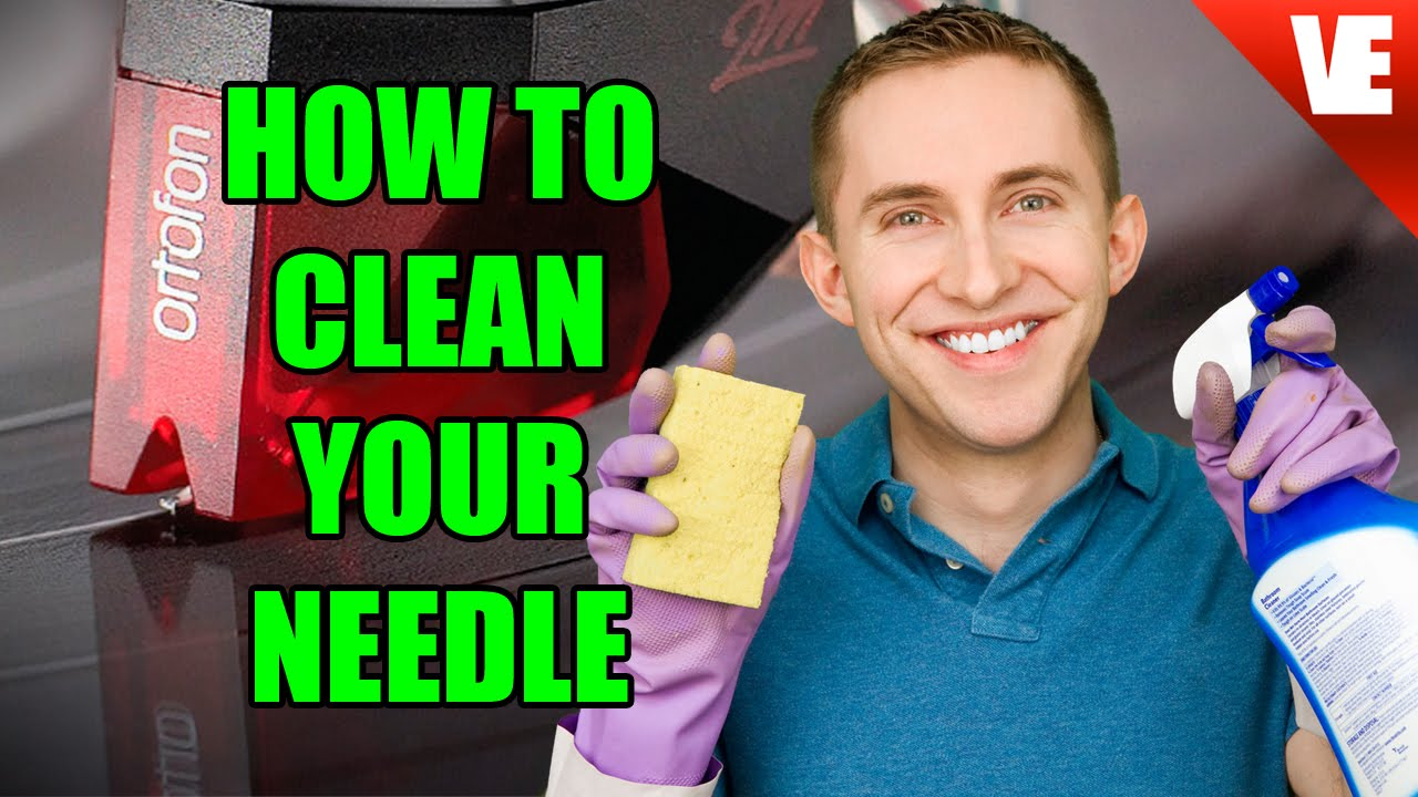 Simple Turntable Needle Replacement & Cleaning Tips