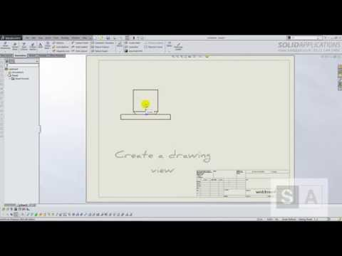 Tech Tip: Weld Symbols in SOLIDWORKS
