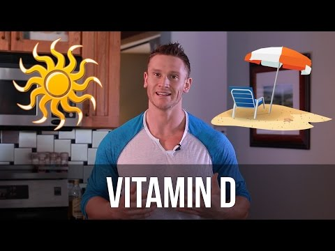 How To Blast Belly Fat With Vitamin D- Thomas DeLauer