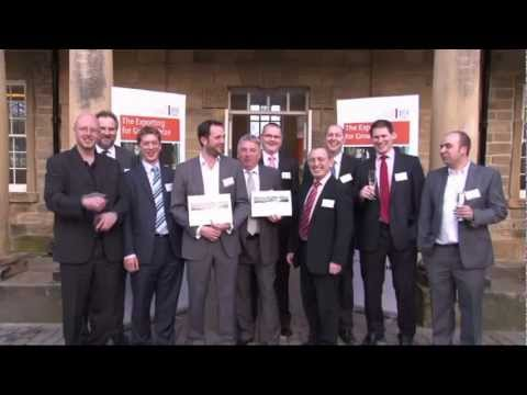 UKTI Y&H Exporting for Growth Prize Event 2012 - Harewood House