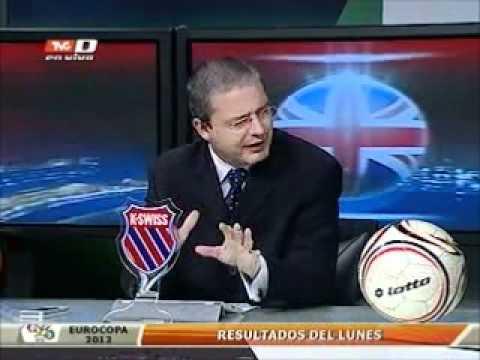Jonathan Dos Santos: ¿Se cerró la puerta de la Selección Mexicana? (20-06-2012)