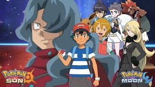 Pokemon Sun and Moon: Ash Vs Diantha, Cynthia, Alain, Virgil, Tobias and Alder