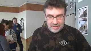 2019-02-06 г. Брест. Фотовыставка В. Байковского. Новости на Буг-ТВ. #бугтв