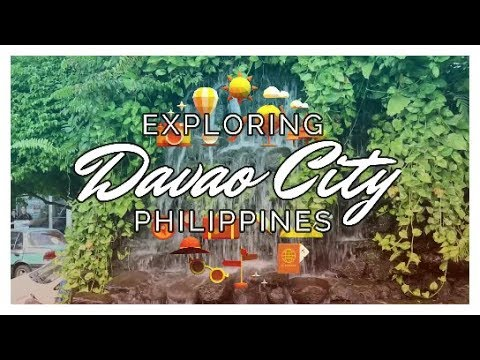 Exploring Davao City 2018