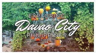 Exploring Davao City 2018
