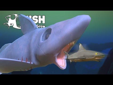 อัพเดทใหม่!! ฉลามผี!! สิ่งมีชีวิตใต้ทะเลลึก!! | Fish Feed and Grow #45