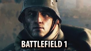 BATTLEFIELD 1 - Single Player 12 Minutes of New Gameplay Walkthrough Part 1