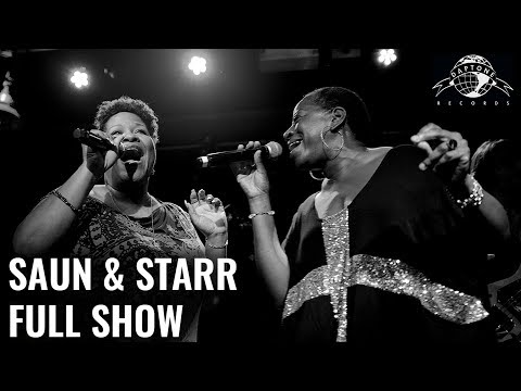 Saun & Starr and the Soul Novas Live @ The Beatclub Dordrecht - Full Show