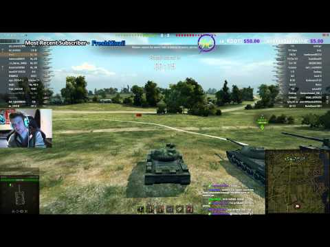 Full Download] T54 T62a Gold Noob Camouflage