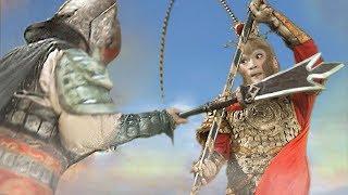 Trận Đại Chiến Nhị Lang Thần Và Tôn Ngộ Không Ai Là Kẻ Mạnh Nhất Tam Giới | Tây Du Ký