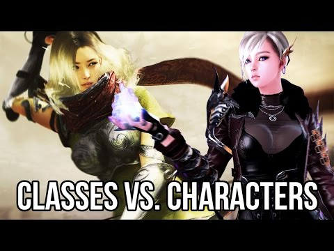 Classes Vs. Characters In MMO Games: What Works Best?