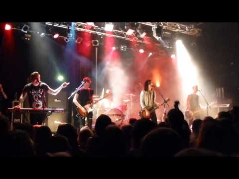 Destine - Down and Out, live @ Tivoli de Helling, Utrecht 08-05-2015