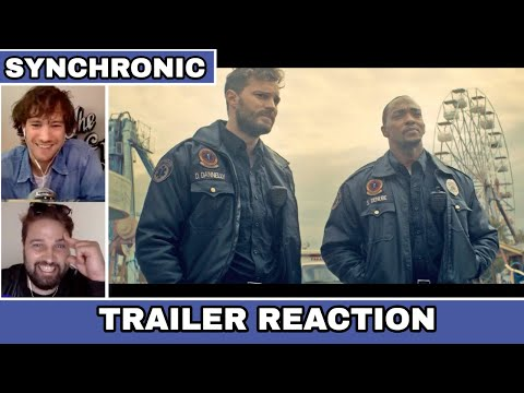 Synchronic movie –  Trailer REACTION – Jamie Dornan, Anthony Mackie