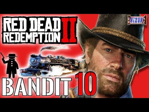 RDR2 | Bandit 10 | Five clean train robberies