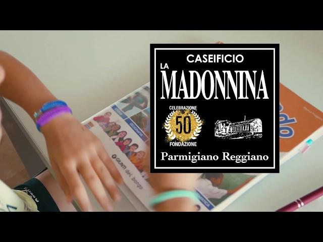 Come si fa il Parmigiano Reggiano? - Giroidea Grafica e Comunicazione