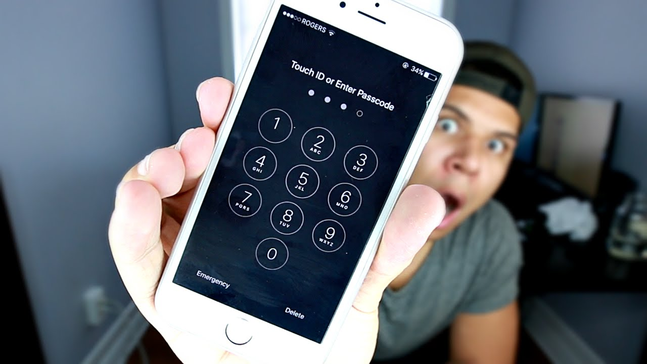 How To Unlock Any Iphone Without The Passcode Youtube