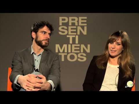 Presentimientos  Marta Etura y Alfonso Bassave