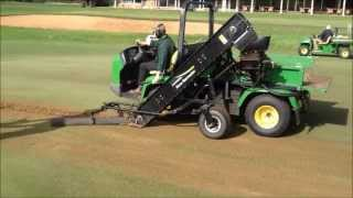Greens Renovation 2013