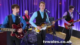 'Original Replica' live at tvwales MUSIC NIGHTS 'Sweets for my Sweet'