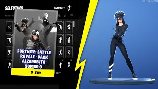 """ AVE UMBRIA "" NEW PACK *SMBRIO RING* in FORTNITE!"