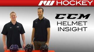CCM Helmet Insight (FitLite 3DS, FitLite & Resistance)