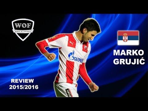 MARKO GRUJIC | Red Star | Goals, Skills, Assists | 2015/2016  (HD)