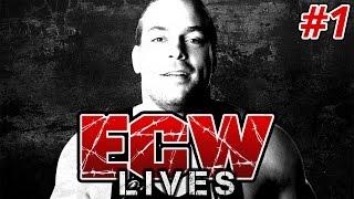 TEW 2016 - ECW Lives! #1 - The Struggle Begins
