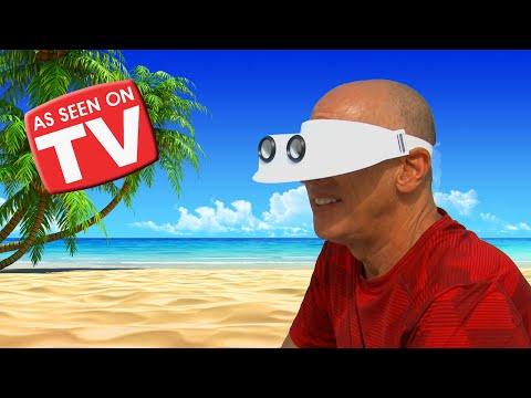 As Seen On TV - Summer Beach Gadgets - UNBOXING & TESTED! Plus, A Bonus MINI-HACK!