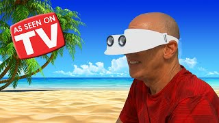 As Seen on TV - Summer Beach Gadgets - UNBOXING & TESTED! Plus, a bonus MINI-HACK!