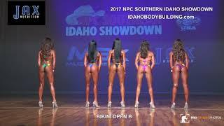 NPC Southern Idaho Showdown BIKINI OPEN B prejudge