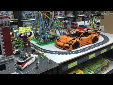LEGO shop outlet Hong Kong discounts Toy Shopping