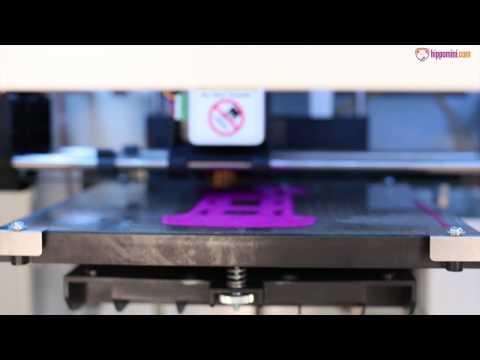 HippoMini - Sådan kan du 3D printe din egen drone