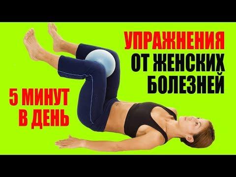 Упражнения Кегеля Для Женщин В Домашних Условиях. Уровень сложности 2