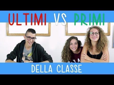 ULTIMI vs PRIMI della classe