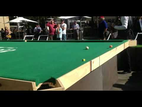 12 coolest custom pool tables in the world doovi - Billiard table vs pool table ...